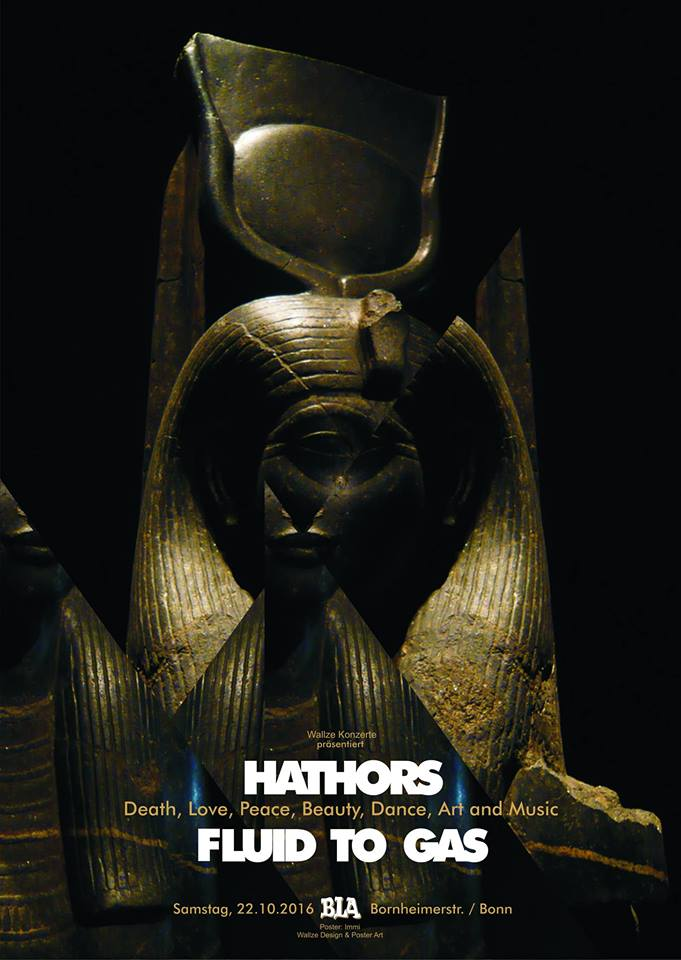 Hathors (Schweiz) + Fluid to Gas
