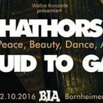 Hathors und Fluid To Gas im Bla