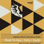 Fluid To Gas @Kombinat Mannheim