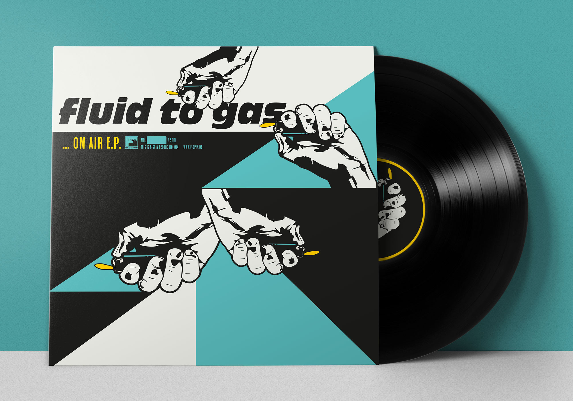 Out Now! Fluid To Gas – … On Air E.P.