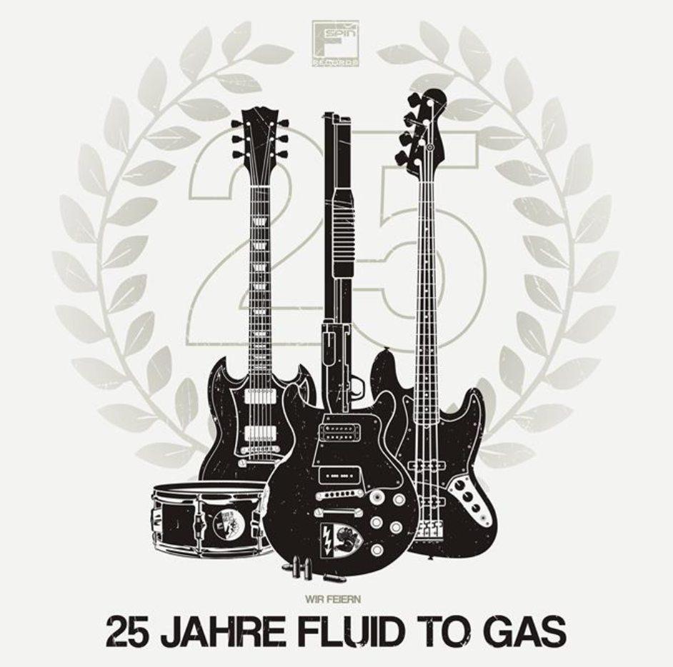 FLUID TO GAS – 25 Jahre Fest