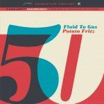 #fs015.5 – Fluid To Gas/Potato Fritz – Silberhochzeit Split-7″